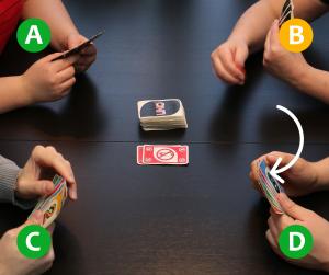 Hur man spelar Snabb-UNO! merstruktur.se
