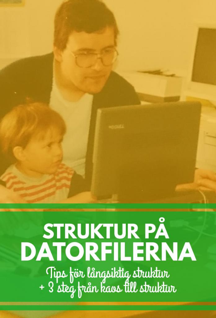 3 steg till struktur på datorfiler. merstruktur.se