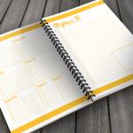 Strukturkalendern kan hjälpa dig att ta tillbaka kontrollen över din tid och få ordning på alla uppgifter.