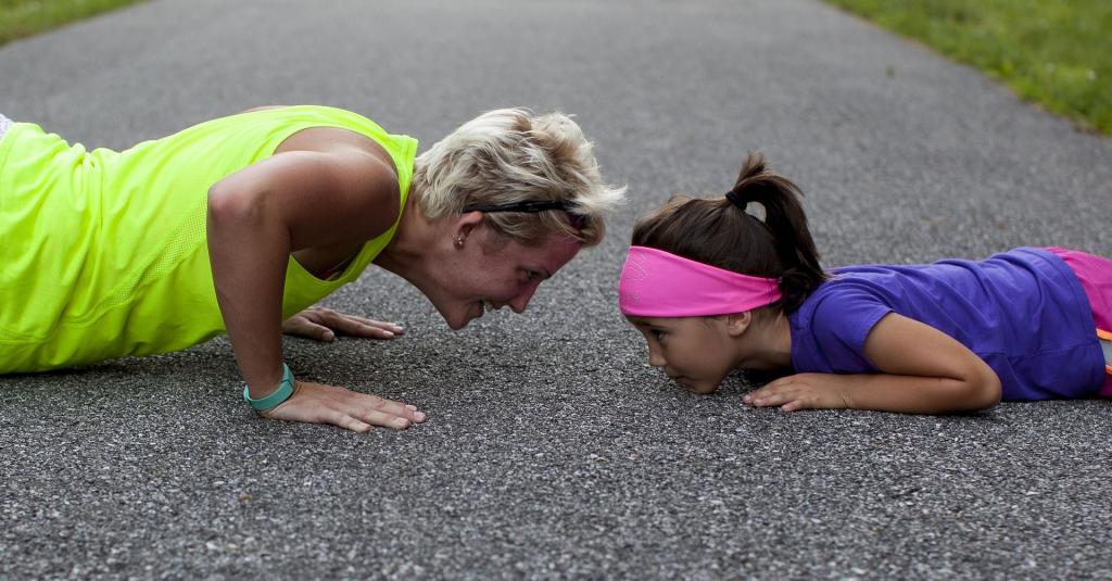 Hur en slöfock började träna och hur du också kan göra det. Enkla och vardagsnära tips från en som har testat. merstruktur.se