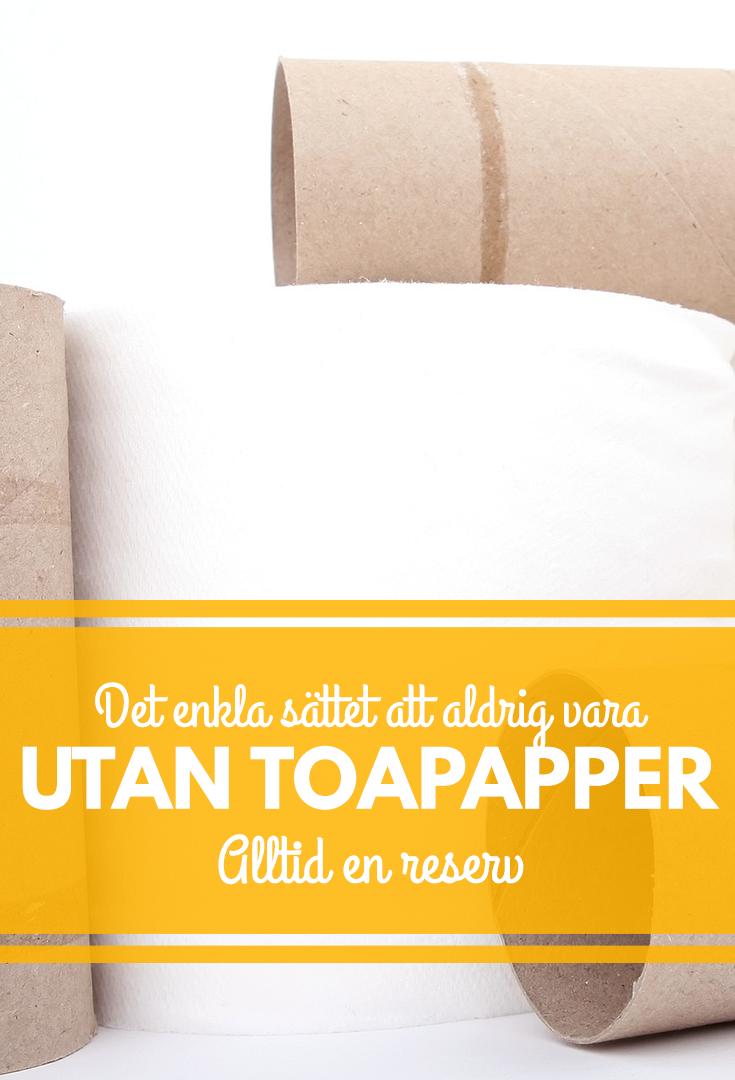 Det enkla sättet att aldrig ha slut toapapper, tandkräm eller schampo. Alltid en i reserv. merstruktur.se