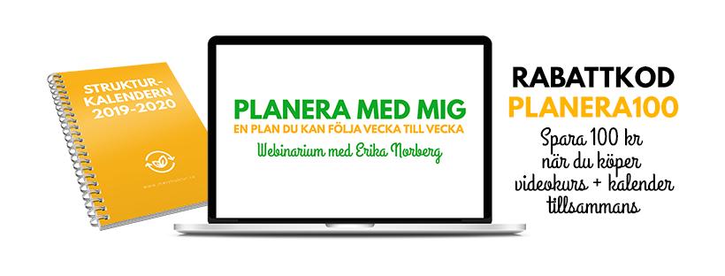 Köp videokursen billigare tillsammans med kalendern. merstruktur.se