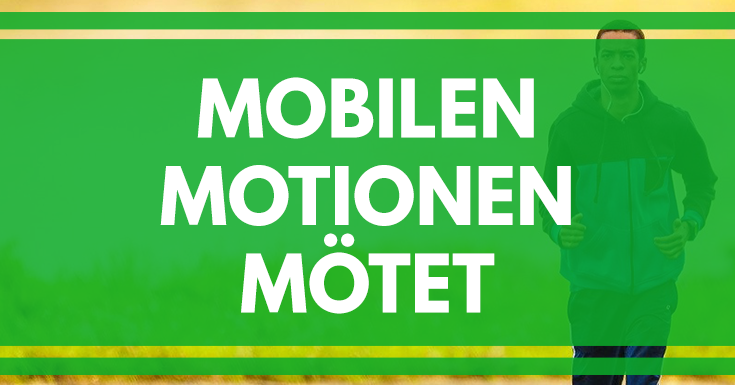 Mobilen, motionen, mötet