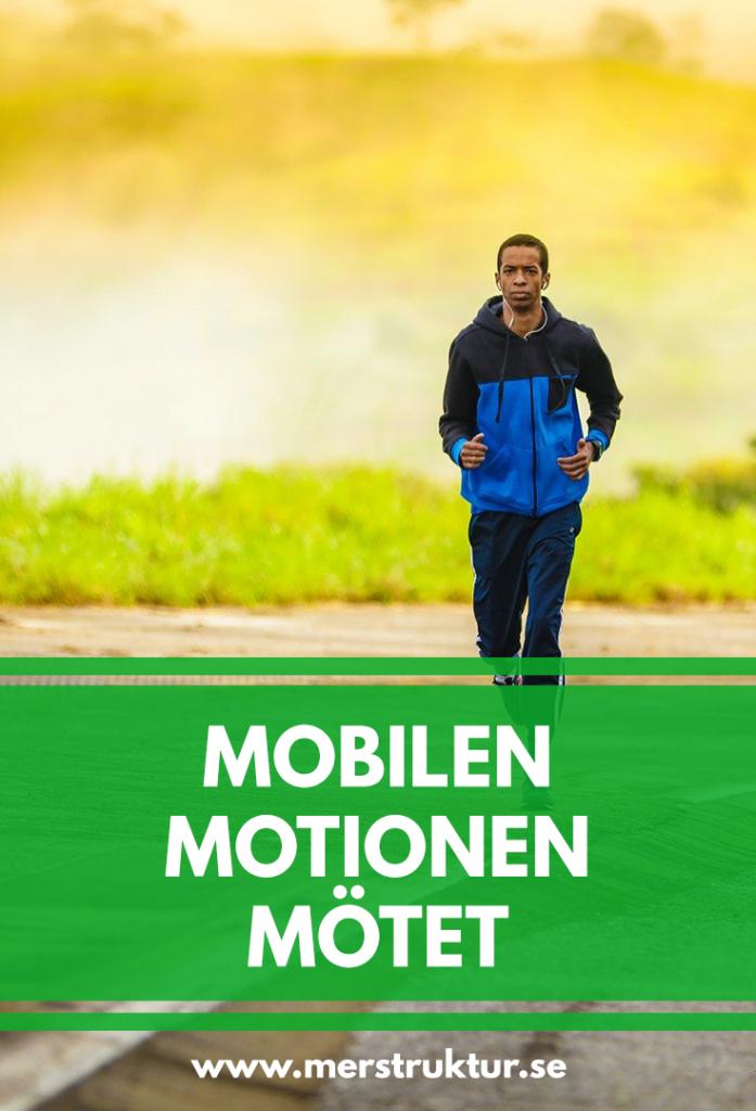 André Kikuchi berättar hur hans relation till mobilen, motionen och mötet är en viktig del i att få vardagen att gå ihop och kroppen att hålla.